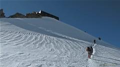 MONTE ROSA: trekking alla Capanna regina Margherita (4554 m.)