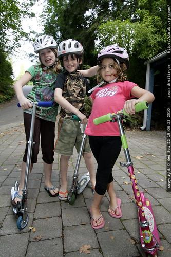 scooter patrol