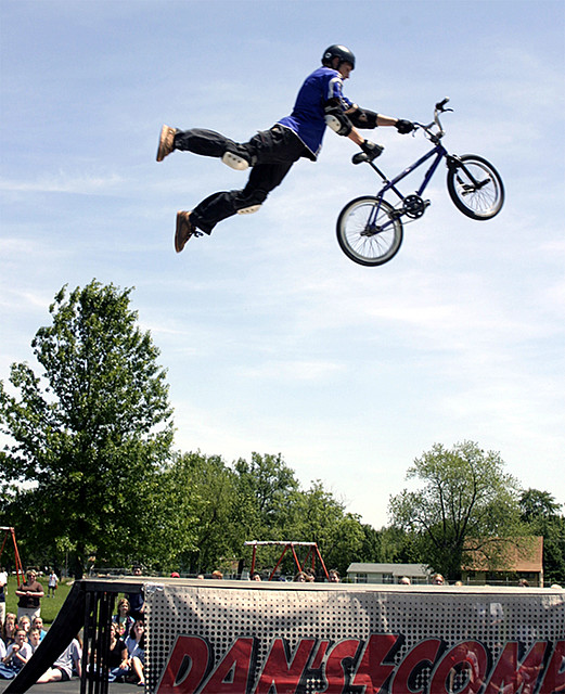 Bike Tricks Bmx Medium