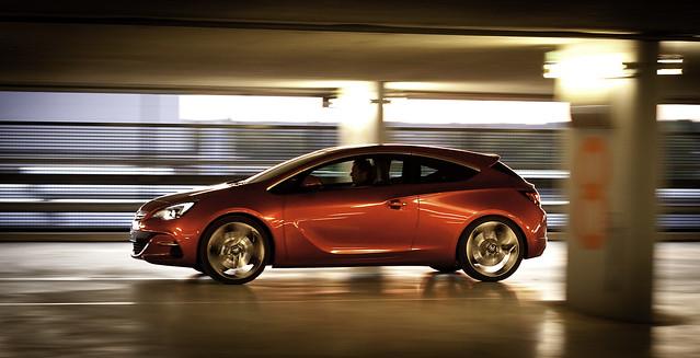 Opel GTC Paris