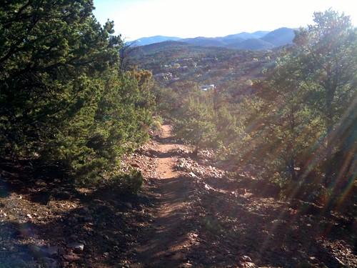 Santa Fe Mountain Biking