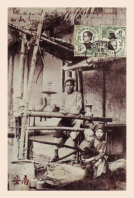 HANOI - tourneur