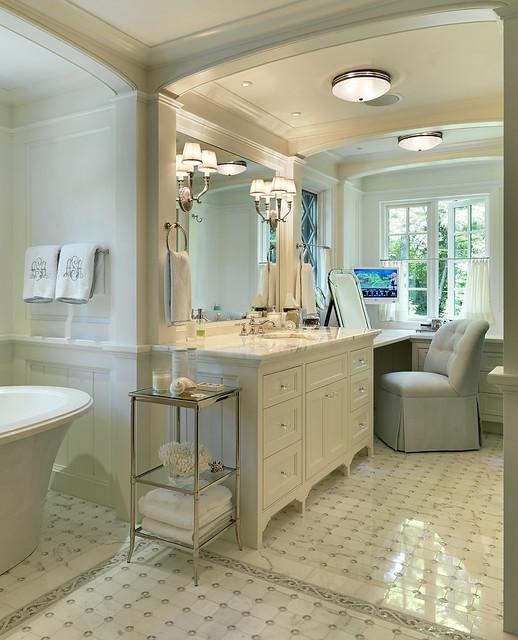 Wellesley Collab Master Bath Flickr Photo Sharing