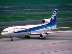 All Nippon Airways Lockheed L-1011-385-1 Tristar 1 (JA8509/193P-1100)