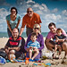 My Family in HDR by Rafe Abrook Photography