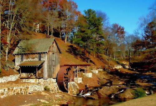 building mill creek georgia woodstock