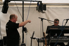 The Formula play in the beer tent
