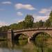 Blenheim Palace Bridge (Wide Crop) by Andy Prior