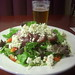 Pear and gorgonzola salad, Weiland Brewery