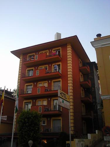 Hotel Los Naranjos Malaga