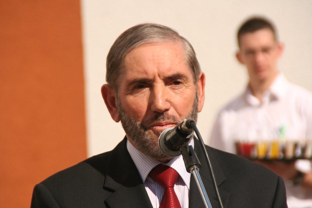 Dr.Rexhep Boja,Kosovo administrator in  United Arab Emirates