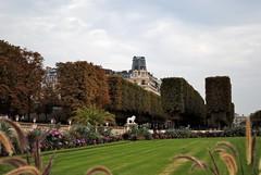 The Jardin de Luxembourg