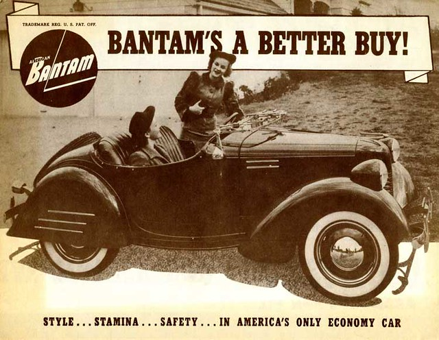 Bantam advert