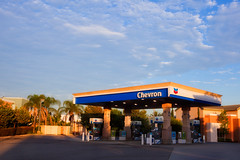 Refueling for the weekend.