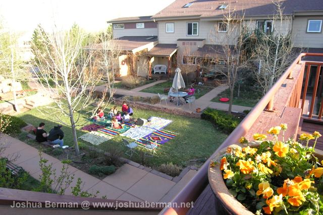 Cohousing - wspólnota mieszkaniowa, czyli jak mieszkać po sąsiedzku