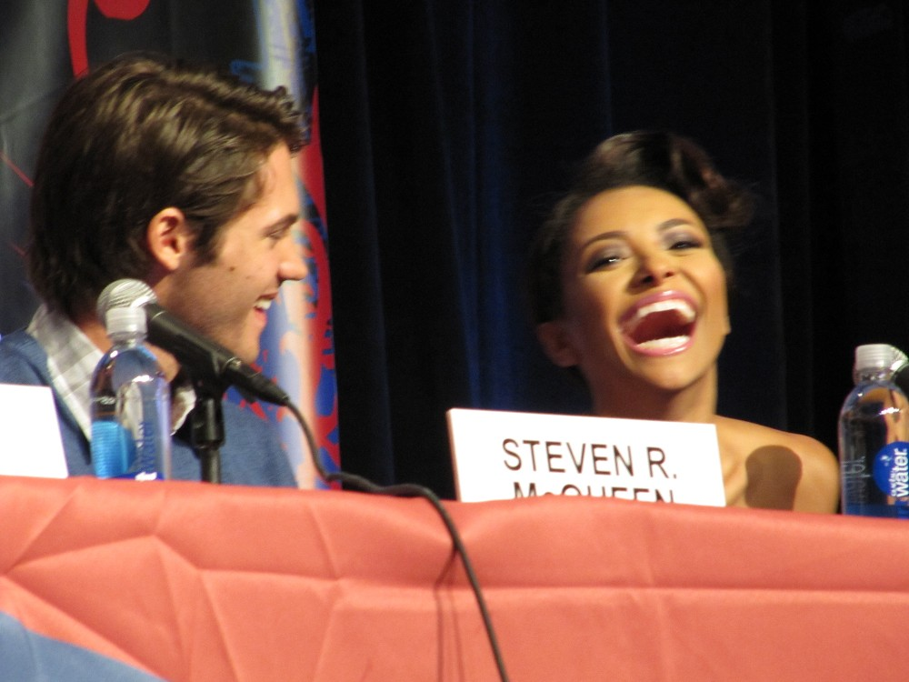 Kat Graham And Steven R Mcqueen Tumblr Steven r  mcqueen  amp  katerinaKat Graham And Steven R Mcqueen