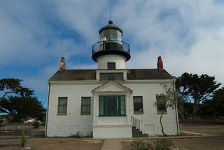 San Francisco Trip - Fall 2010 - Point Pinos Lighthouse in Pacific Grove, CA