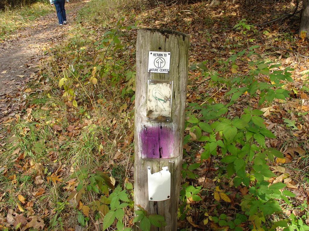 Mendon Ponds Park - Swamp Trail #48