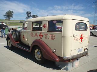 1934 Terraplane ambulance