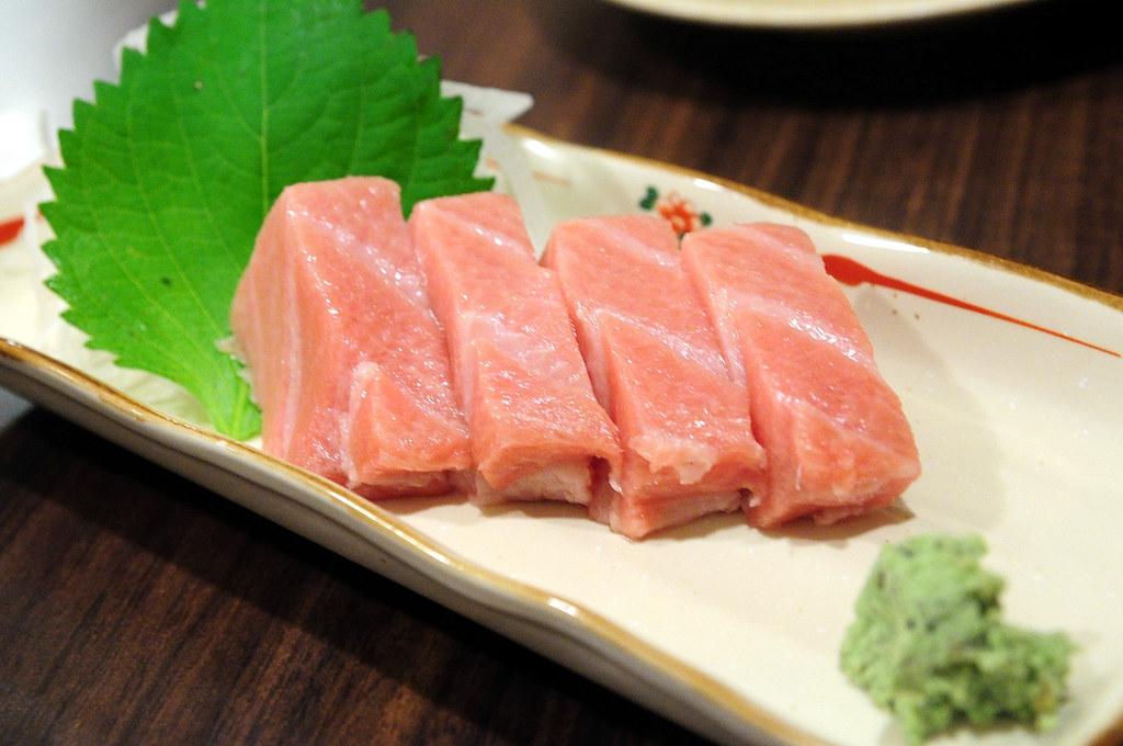 竹壽司-黑鮪魚大腹肉
