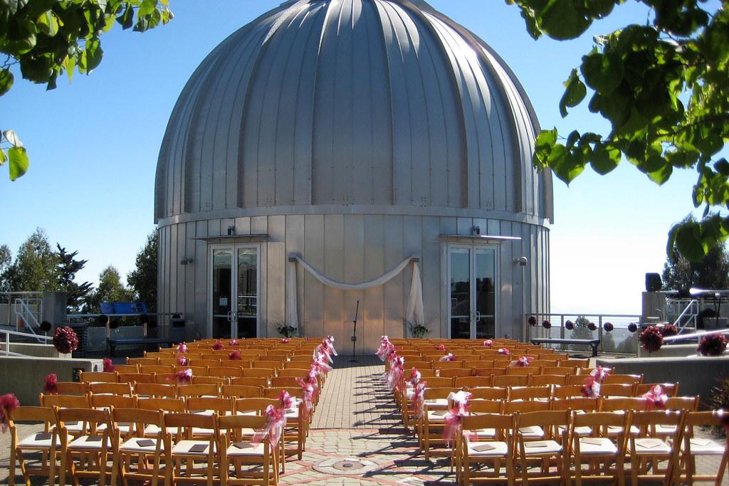 Observatory-Wedding