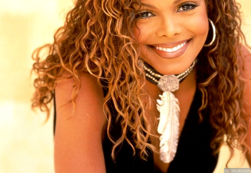Wallpaper Janet Jackson
