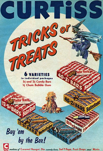 Curtiss Tricks or Treats by The Pie Shops