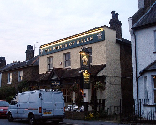 Prince of Wales, Cheam, London SM3