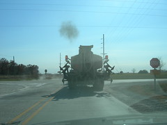 Wisconsin traffic jam