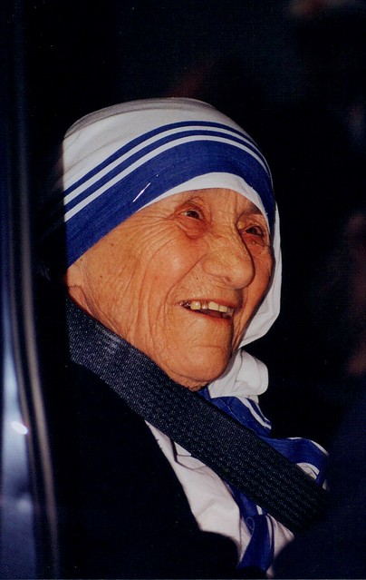 Mother Teresa D  ©     copyright 2010