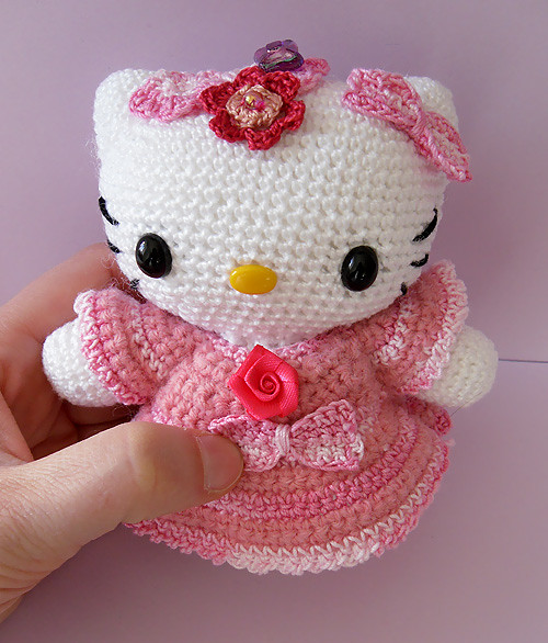 HELLO KITTY Amigurumi Flickr - Photo Sharing!