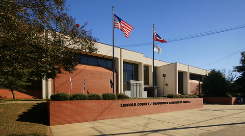 Lincoln County / Brookhaven Government Complex