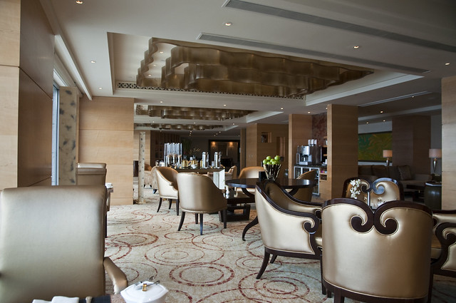 Fairmont Gold Lounge