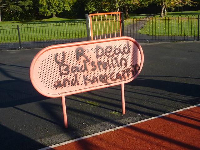 Playground, Armley