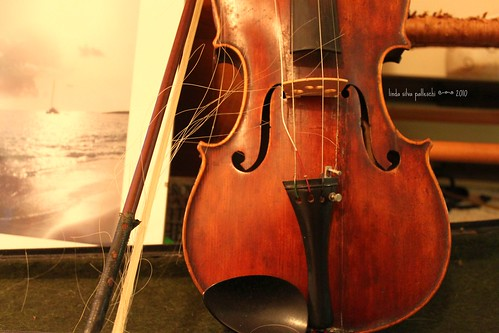 my great uncle johnny's fiddle