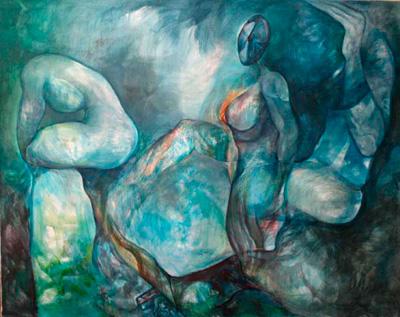 Olasz Attila: Mítosz és meditáció