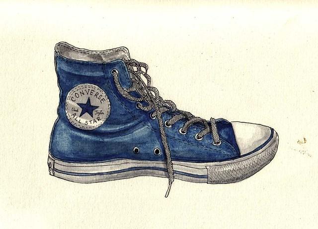Converse Artist Shoes