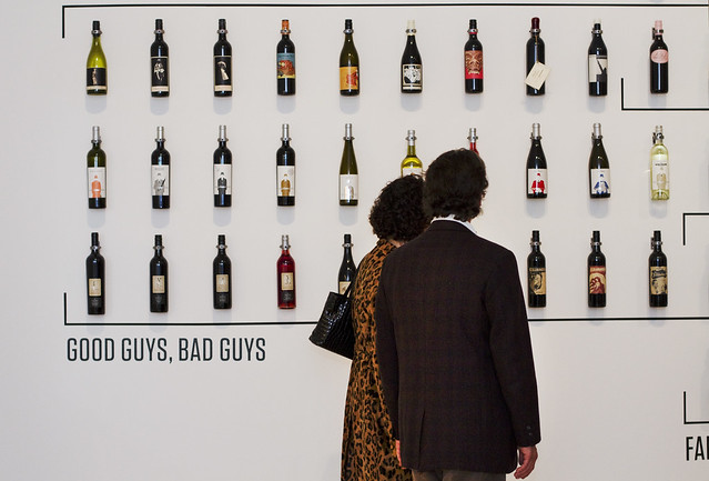 How Wine Became Modern; An SF MOMA exhibit; November 17, 2010