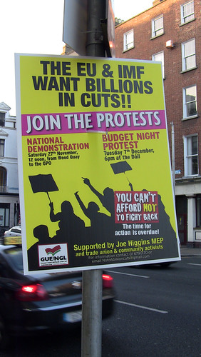 The Economic Crisis - Protests