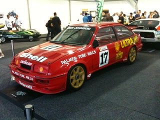 1989 Ford Sierra Cosworth RS500 Group A - Outright Winner 1989 Tooheys 1000