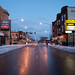 milwaukee avenue post blizzard