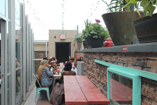 Cantina Rooftop