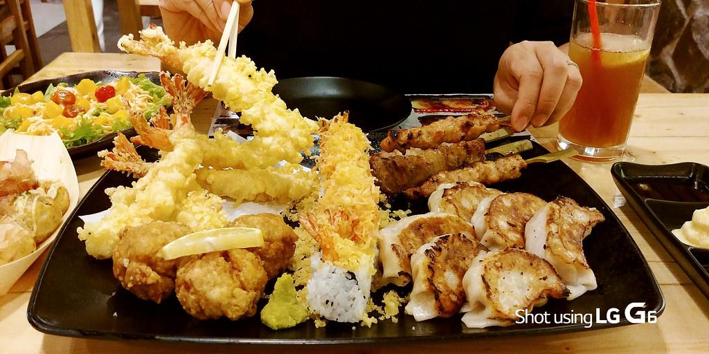 Ichiba Food Mode