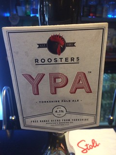 Roosters, YPA, England