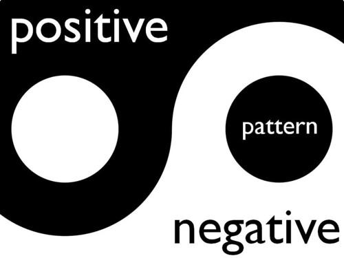 Pecha Kucha: Positive Negative Patterns