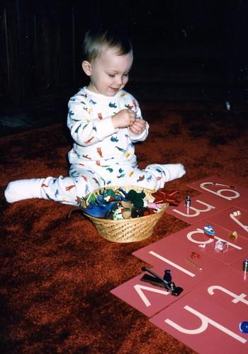 """Will playing the """"fun game,"""" 1986"""