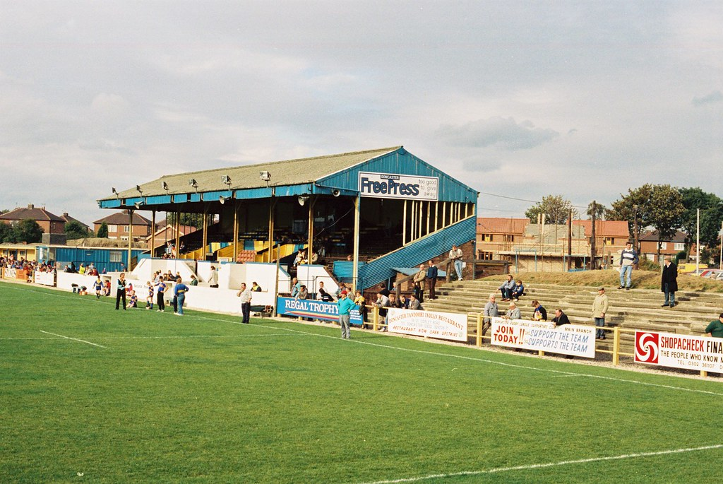 Doncaster RLFC Tattersfield Stand