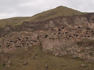 Höhlenkloster Wardzia