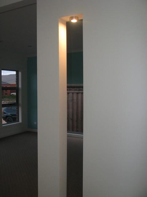 Photo - Wall niches ...