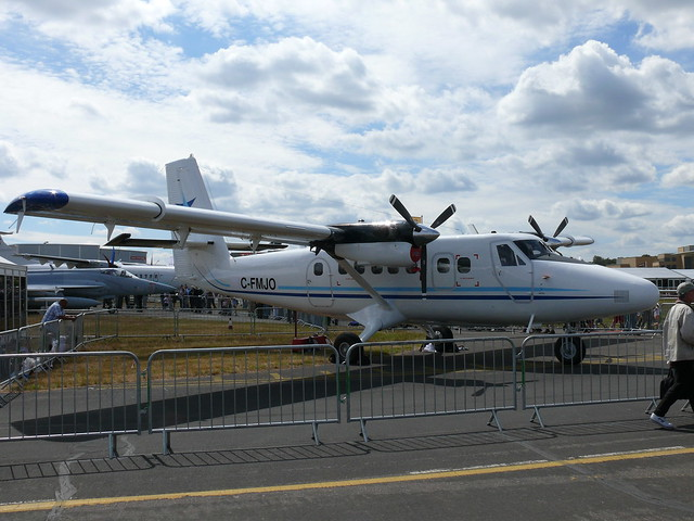 Viking Air Twin Otter DHC-6 Series 400